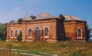 Строевское Никольский храм